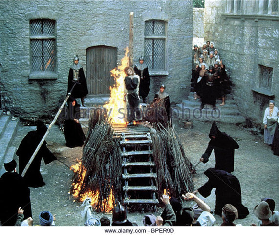 """""""'...we shall this day light such a candle, by God's grace, in England, as I trust shall never be put out'...[said Latimer to Ridley] as they were being burnt alive at Oxford, for heresy..."""" (Bradbury 33 and 37)"""