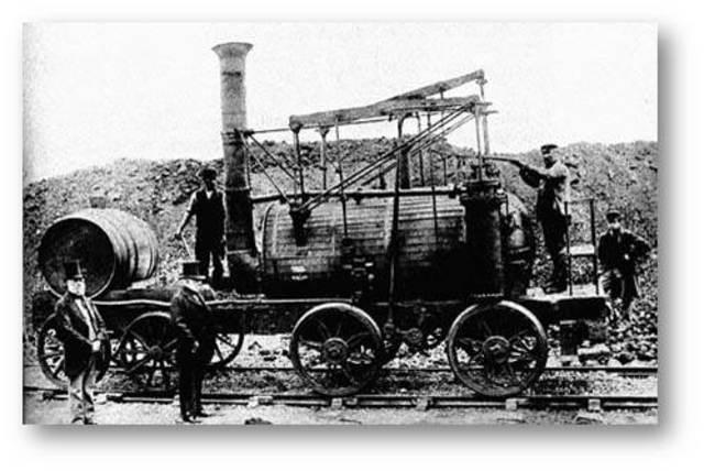 Início da Revolução Industrial