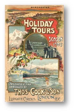 Excursão de Thomas Cook aos Estados Unidos
