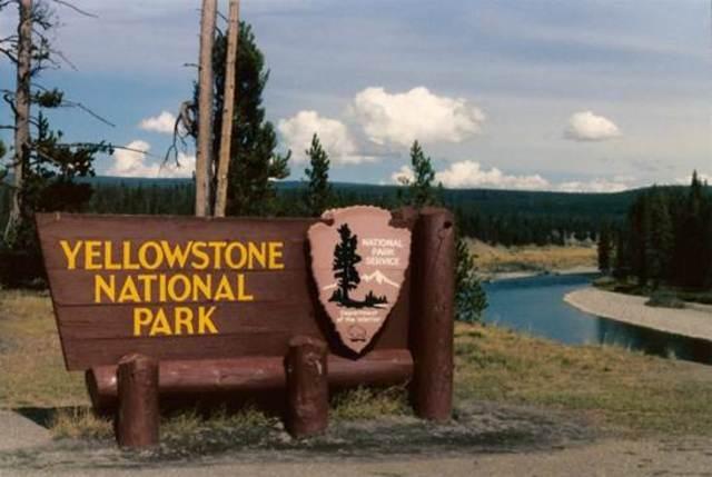 Yellowstone National Park – Estados Unidos