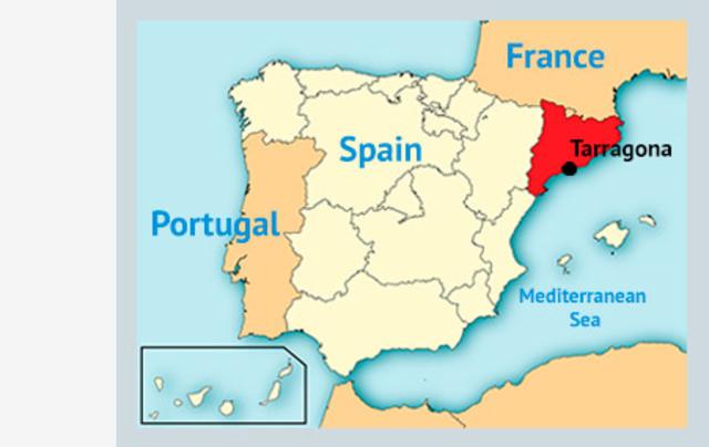 El ejército nacional toma Tarragona.