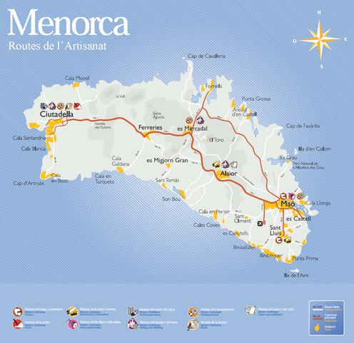 Las tropas nacionales conquistan Menorca.