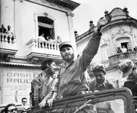 End of the Cuban Revolution