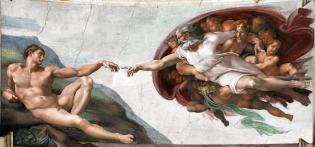 Renaissance Painting Fresco