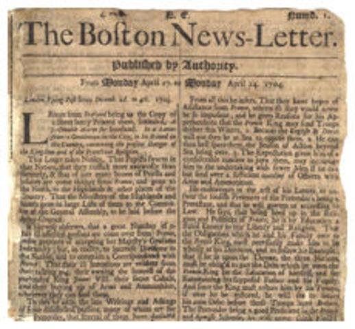 "Fundación ""Boston newsletter"""