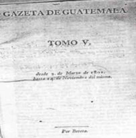 Gazeta de Guatemala