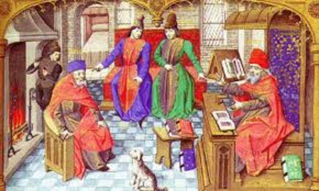 Educación Edad Media