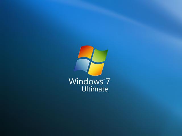windows 7 .