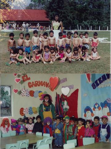 mi primer colegio