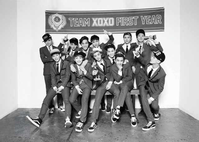 First Studio Album- XOXO