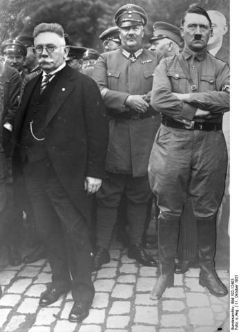 El pacte amb els nazis Front Harzburg