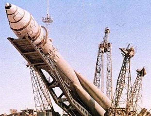 VOSTOK ICBM