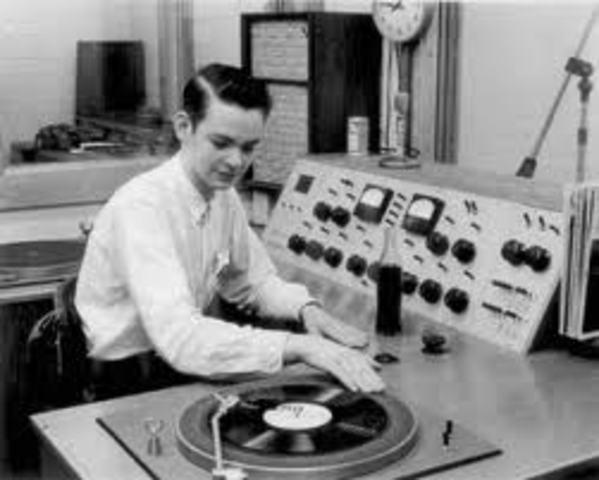 Primera emisión de radio en Brasil