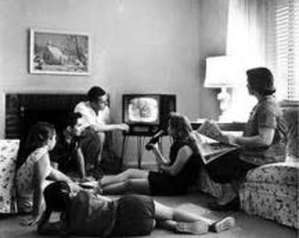 primeras emisiones regulares de la television