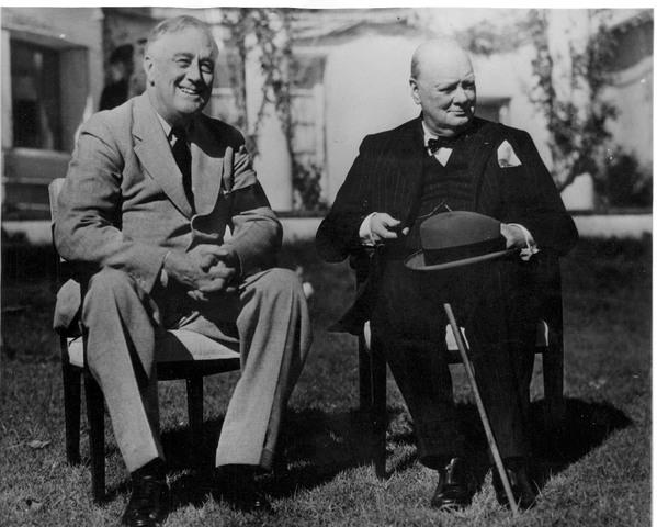 America's Alliance with Britian