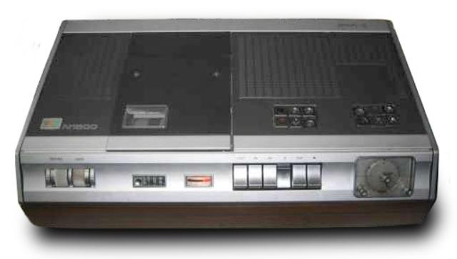 Invención de la Videograbadora