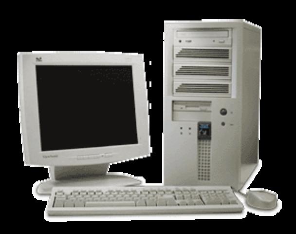 El ordenador personal se vuelve comercial