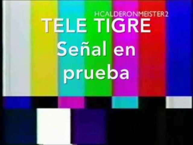 Llegada de la televisión a Colombia