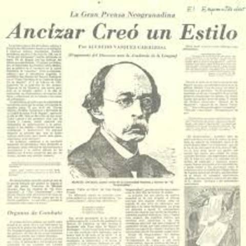 Primera imprenta (Colombiana)