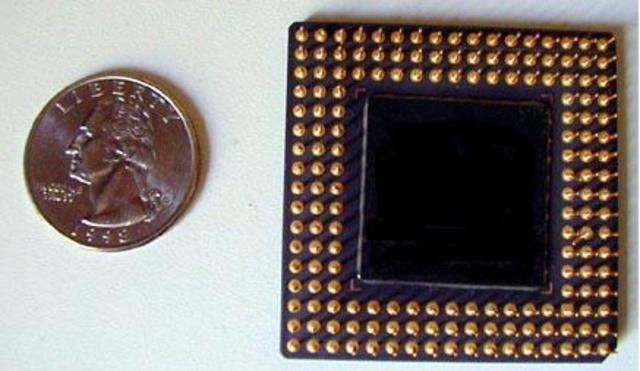 Invención del Pentium Chip