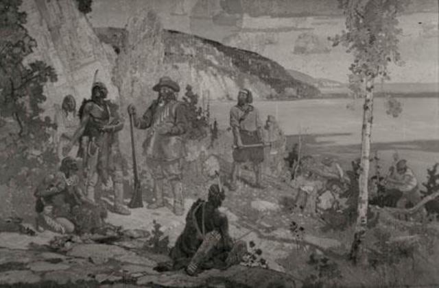 Concession de la seigneurie de La Malbaie