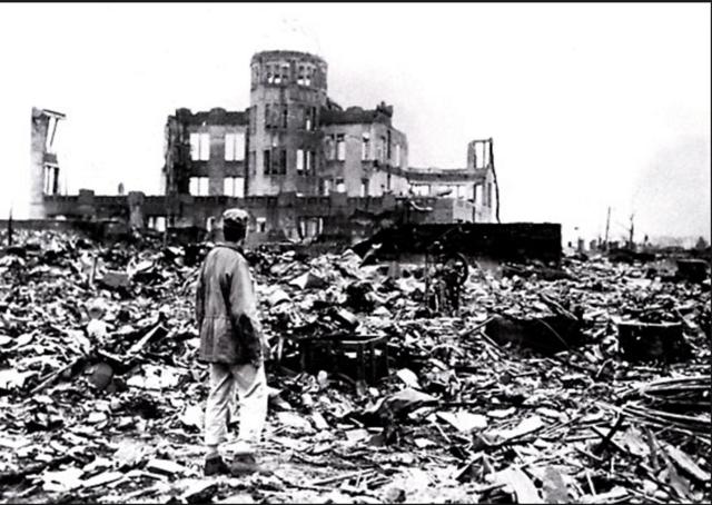 Första Atombomben