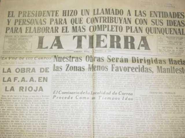 Fundación del primer periódico socialista
