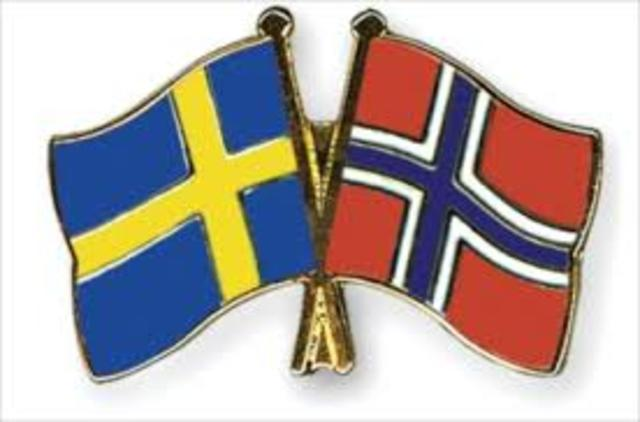 Union med Sverige
