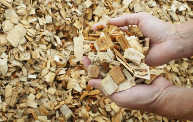 Papel de pulpa de madera
