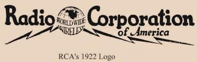 Fundación de la radio Corporation of América