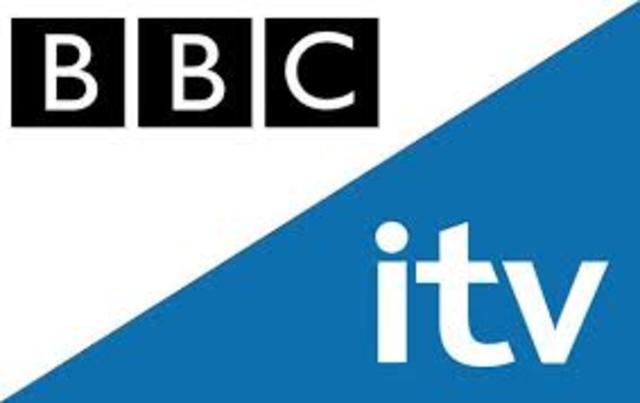 La BBC e ITV