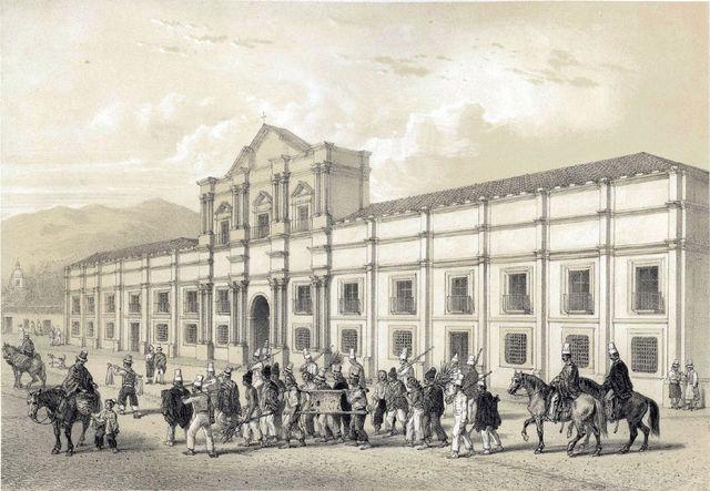 Se crea la Casa de Moneda de Chile