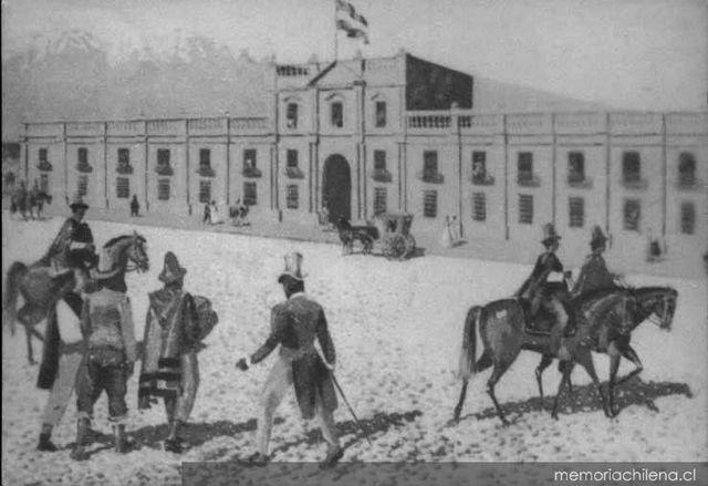 La corona española incorpora la Casa de Moneda de Chile a su patrimonio