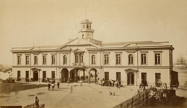 Se constituye la Bolsa de Corredores de Valparaíso Sociedad Anónima.