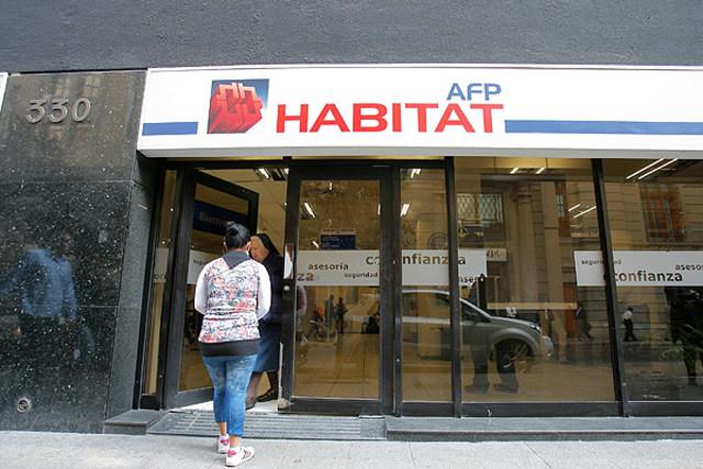 Se crea AFP Habitat
