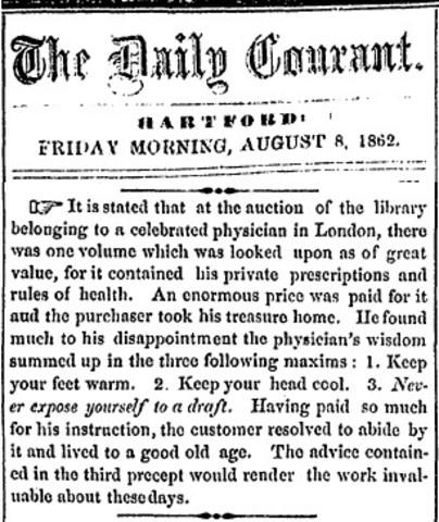 Fundación del primer diario de Inglaterra