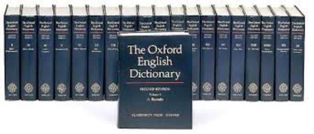 Google en el Diccionario Oxford