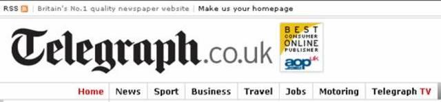 Primer periódico con una versión online