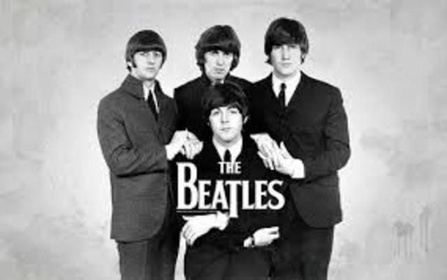 Aparición de los Beatles