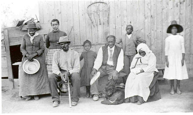 Birth of Baby Harriet Tubman