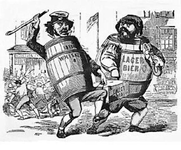 German and Irish Immigration