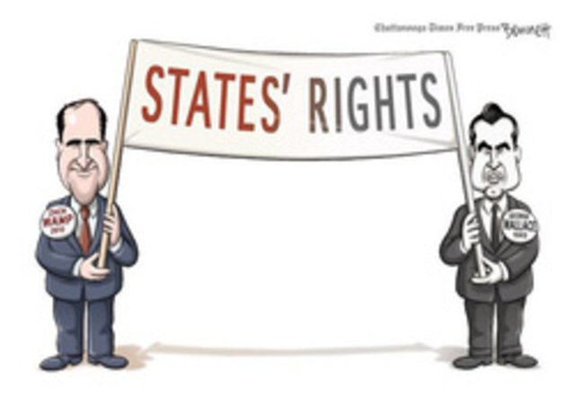 States' Rights Doctrine