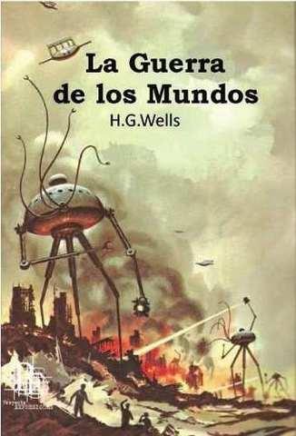 La guerra de los mundos, de H.G. Wells