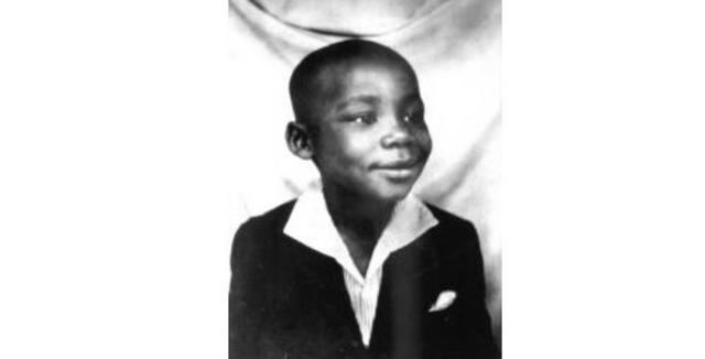 martin luther king is born