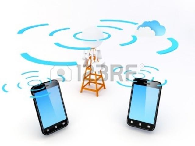 Red celular CDMA