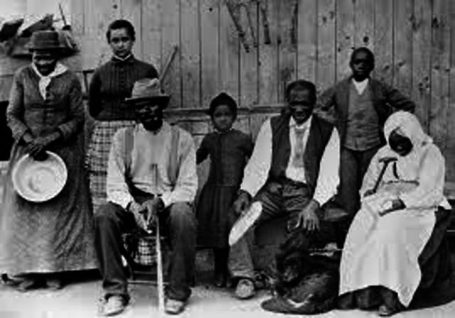 Harriet Tubman's Family and Marriage