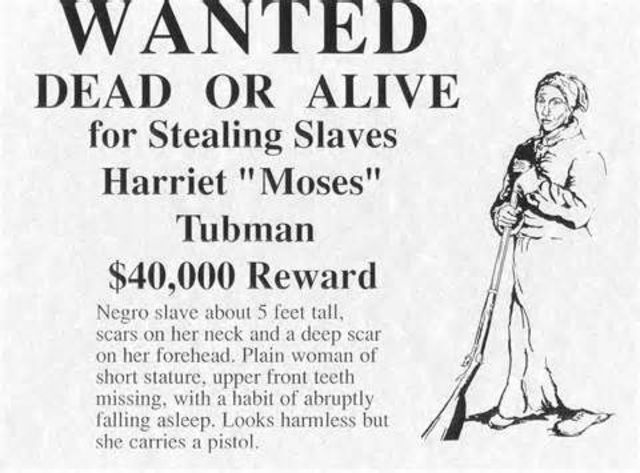 Tubman as a Great Leader