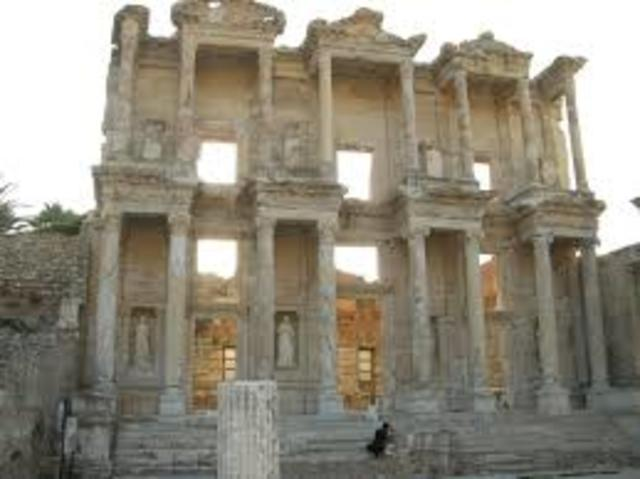 Biblioteca de Pergamo