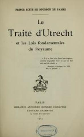 Traité d'Utrech