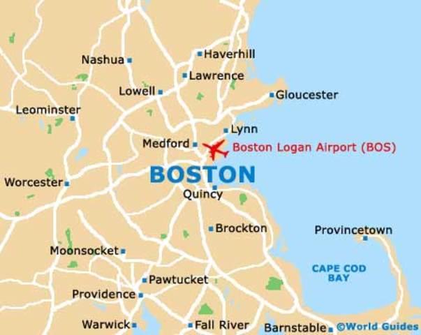Sharon Christa Corrigan Born Boston, MA